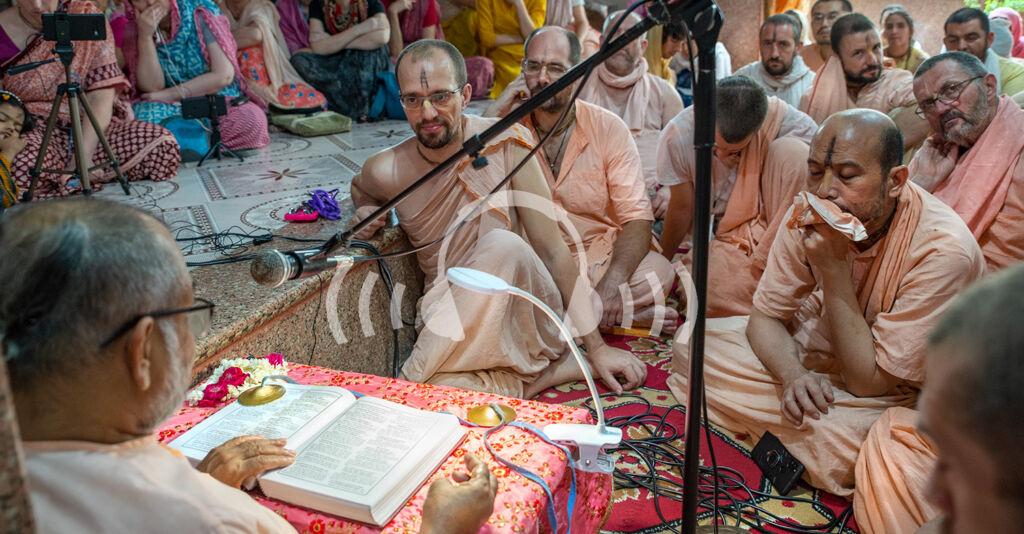 Radhastami tithi - Prabhuji 27 Aug 2020